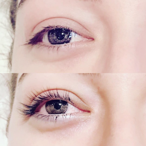 best lash lift perth